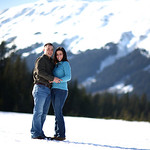 Girdwood Engagement: Chelsea & David by Joe Connolly