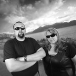 Seward Highway Engagement: Kerry & Carsten by Joe Connolly