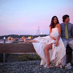 O'Lita & Nick Trash the Dress by Joe Connolly