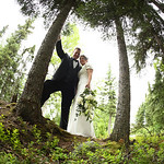 Anchorage Wedding: Christine & Brian at O'Malley's on the Green by Joe Connolly