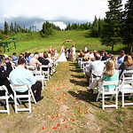 Anchorage Wedding: Kirsten & Matt at Hilltop Ski Chalet