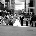 Anchorage Wedding: Christi & Matt in Downtown Anchorage by Joe Connolly