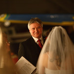 Anchorage Wedding: Tammy & Terry at Lake Hood Airport by Joe Connolly