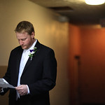Anchorage Wedding: Holly & Brandon at Christ Our Savior Lutheran by Graham Thatcher
