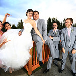 Anchorage Wedding: Johanna & Eric at O'Malley's on the Green by Josh Martinez
