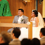 Anchorage Wedding: Johanna & Eric at St. Benedicts Church by Josh Martinez