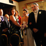 Anchorage Wedding: Liana & Jim at the Hotel Captain Cook by Heather Thamm