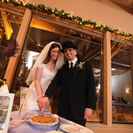 Anchorage Wedding: Kerri & Eric at O'Malley's on the Green by Josh Martinez