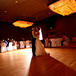 Anchorage Wedding: Jenni & Dylan at the Hotel Captain Cook by Joe Connolly