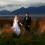 Anchorage Wedding: Jorin & Dj at the Bayshore Clubhouse