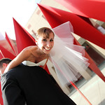 Anchorage Wedding: Andrea & Mike at the Anchorage Museum