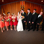 Anchorage Wedding: Grace & Dustin at St. Benedict's