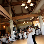 Anchorage Wedding: Robin & Sean at O'Malley's on the Green by Philip Casey