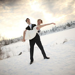 Anchorage Wedding: Anna & Joe at the Bayshore Clubhouse by Joe Connolly