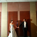 Anchorage Wedding: Amelia & Jason at the Anchorage Museum by Joe Connolly