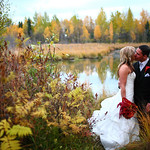 Anchorage Wedding: Crystal & Eben at Bayshore Clubhouse