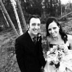 Anchorage Wedding: Stephanie & Kevin Around Anchorage by Joe Connolly