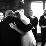 Anchorage Wedding: Tara & Tom at Bayshore Clubhouse by Joe Connolly