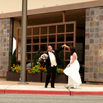 Anchorage Wedding: Debra & Steve at the Sheraton Hotel by Joe Connolly