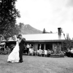 Cooper Landing Wedding: Laura & Charles at Alaska Heavenly Lodge by Joe Connolly