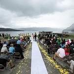 Cordova Wedding: Chelsea & Kevin at Orca Adventure Lodge by Joe Connolly