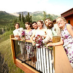 Denali Wedding: Leah &amp; Issac At Princess Lodge by Joe Connolly