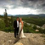 Denali Wedding: Kristin & Trent at Grande Denali Lodge by Joe Connolly