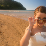 Destination Wedding: Maddy & Cody in Kauai, HI by Joe Connolly