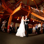Melissa & Dustin At The Inn At Whittier by Dan Anderson