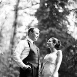 Eagle River Wedding: Erika & Mike at Private Residence by Josh Martinez