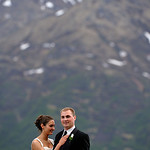 Eagle River Wedding: Erika & Mike at Private Residence by Chris Beck