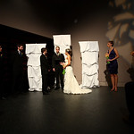 Fairbanks Wedding: Sarah & Abraham at the Museum of the North