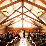 Girdwood Wedding: Alexandra & Gatlynn at Our Lady of the Snows by Josh Martinez
