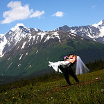 Girdwood Wedding: Jennifer & Jake Around Girdwood by Joe Connolly