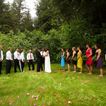 Girdwood Wedding: Laura & Thomas at Crow Creek Mine by Joe Connolly