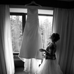 Girdwood Wedding: Jennifer & Jared at Alyeska Resort by Joe Connolly