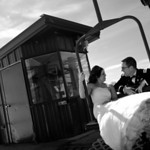 Girdwood Wedding: Megan & Vance at Alyeska Resort by Joe Connolly