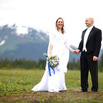 Girdwood Wedding: Michele & Dan Around Girdwood by Joe Connolly