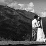 Girdwood Wedding: Laurie & Mackie at Alyeska Resort by Joe Connolly