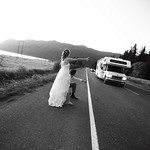 Girdwood Wedding: Laurie & Mackie Around Girdwood by Joe Connolly