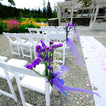 Girdwood Wedding: Emily & Alex at the Hotel Alyeska by Ralph Kristopher
