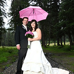 Girdwood Wedding: Dionne & Matt at Alyeska Resort