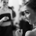Girdwood Wedding: Claire & Brian at Our Lady of the Snows by Joe Connolly