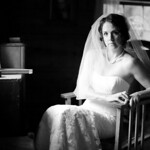 Girdwood Wedding: Emily & James at Crow Creek Mine by Josh Martinez