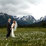 Girdwood Wedding: Lena & Jacob Walkabout - Girdwood by Philip Casey