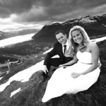 Girdwood Wedding: Kelly & Brody at Alyeska Resort by Joe Connolly