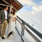 Girdwood Wedding: Carolyn & Scott at Alyeska Resort by Josh Martinez