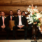 Girdwood Wedding: Kate & Matt at Our Lady of the Snows by Josh Martinez