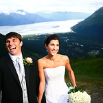 Girdwood Wedding: Kate & Matt at Alyeska Resort by Josh Martinez