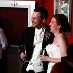 Girdwood Wedding: Christina & Andrew at Maxine's by Joe Connolly